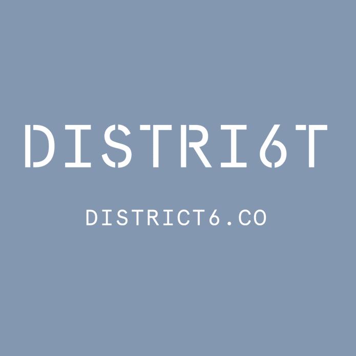 DISTRICT6 – ディストリクト6